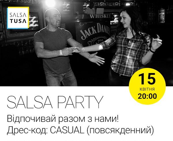 SALSA PARTY | JACKSON |15.04